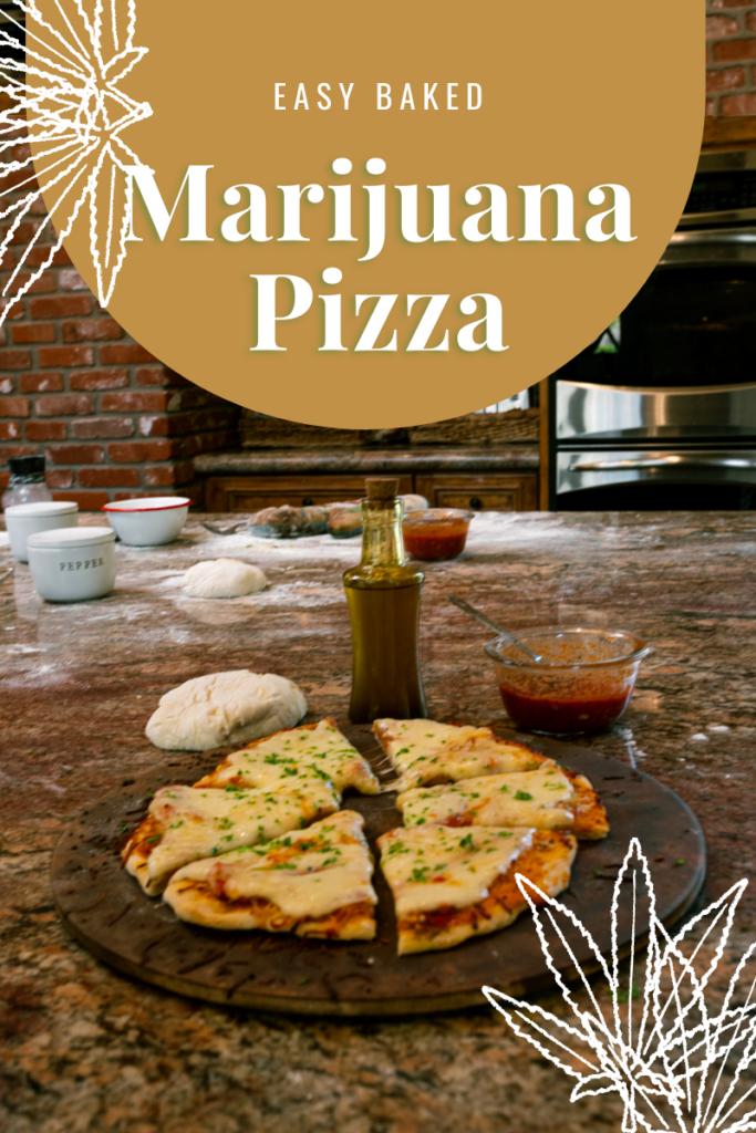 Marijuana Pizza recipe