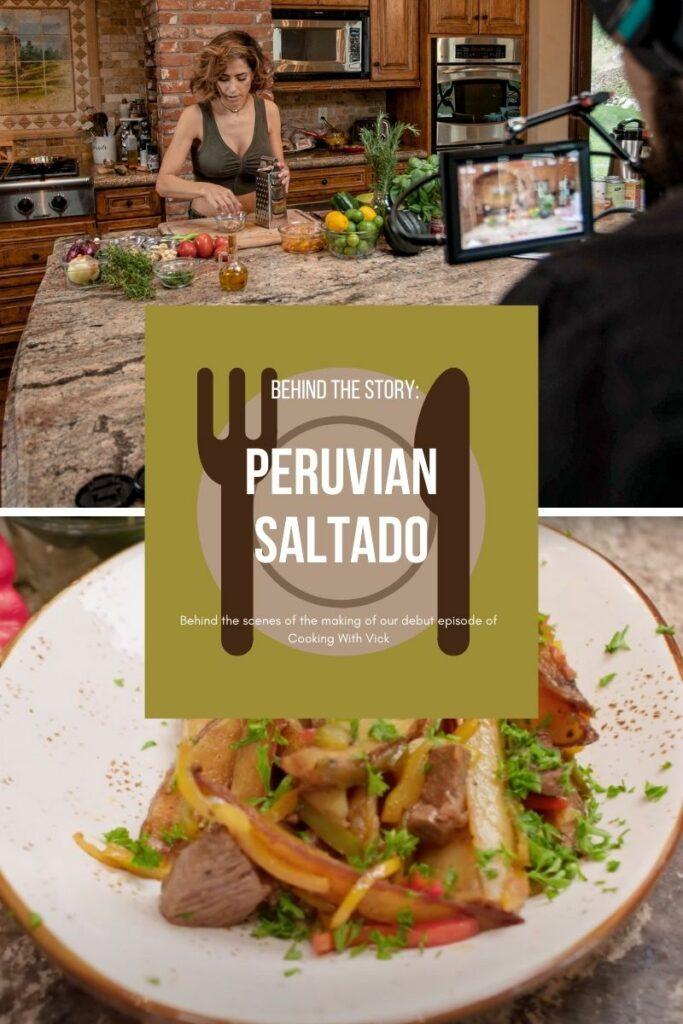 Peruvian Saltado recipe