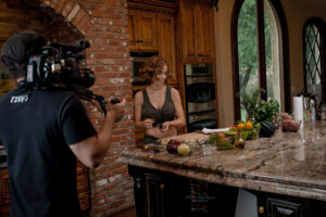 BTS Cooking With Vick